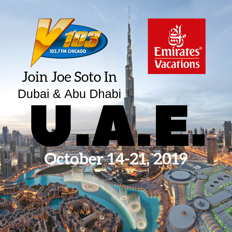 V103 Dubai & Abu Dhabi | Advantage International